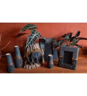 Suggestion de présentation de PASSION DECO pour décoration africaine