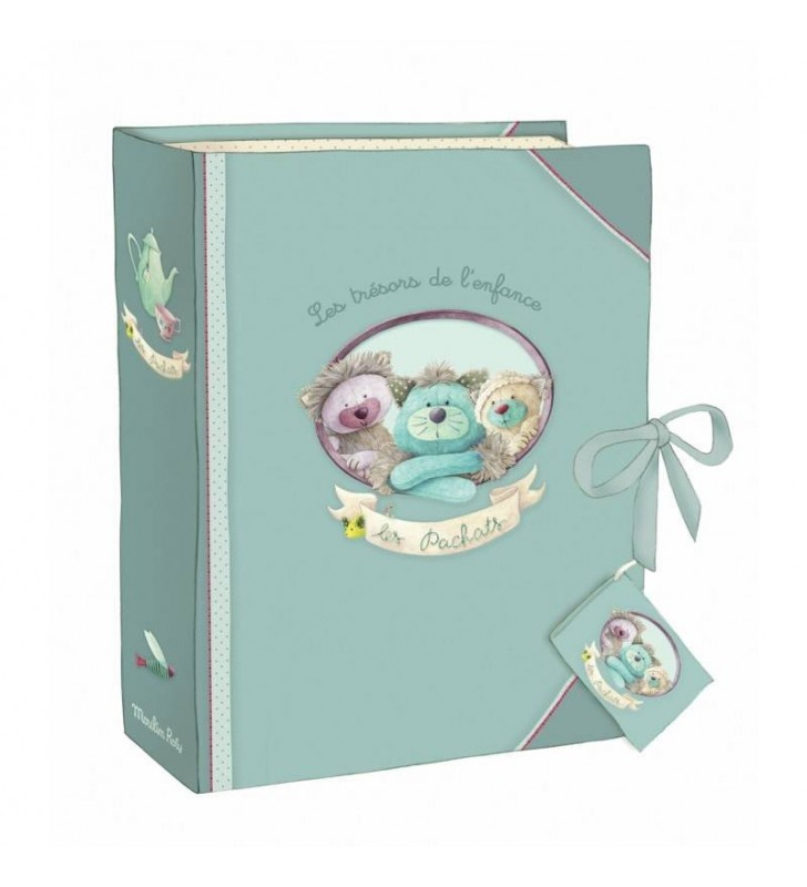 "Coffret Naissance ""Les Pachat"" - Moulin Roty"