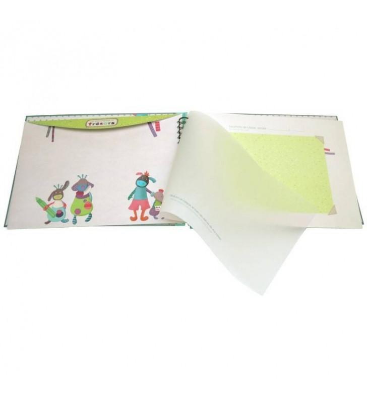 Pochette souvenirs de l'album photos de classe - Souvenirs d'école - Les Jolis pas beaux
