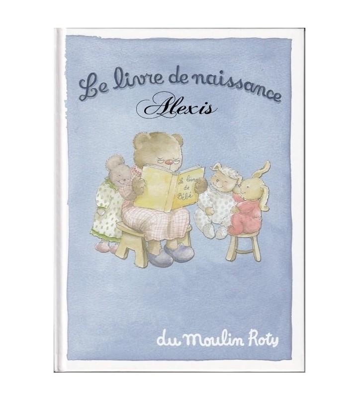 Livre De Naissance Moulin Roty Personnalisable