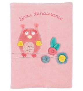 Livre de naissance Moulin Roty - Mademoiselle et Ribambelle