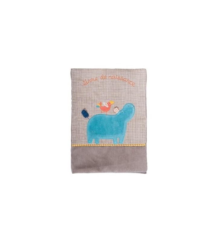 Livre de naissance Moulin Roty - Les Papoum