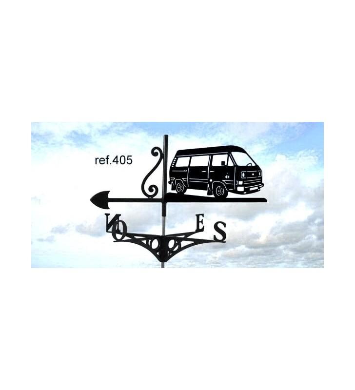Girouette de toit Camion Volkswagen T3 Jocker, en acier ou en inox
