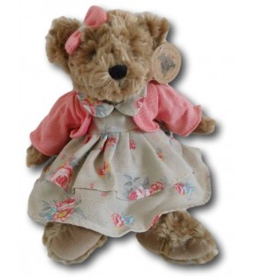 Peluche Louise Mansen, Ourse Lina