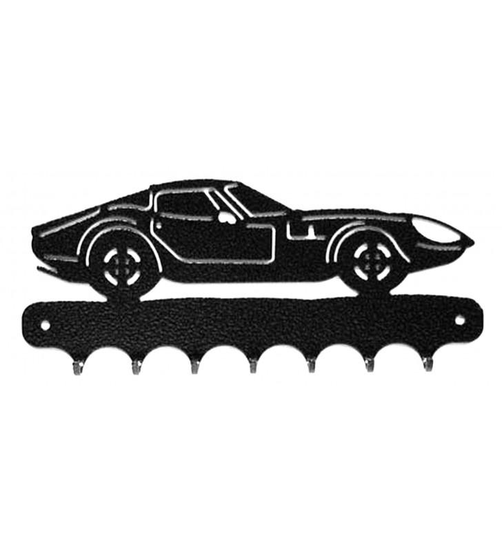 Accroche-clés, décor en métal, Marcos GT