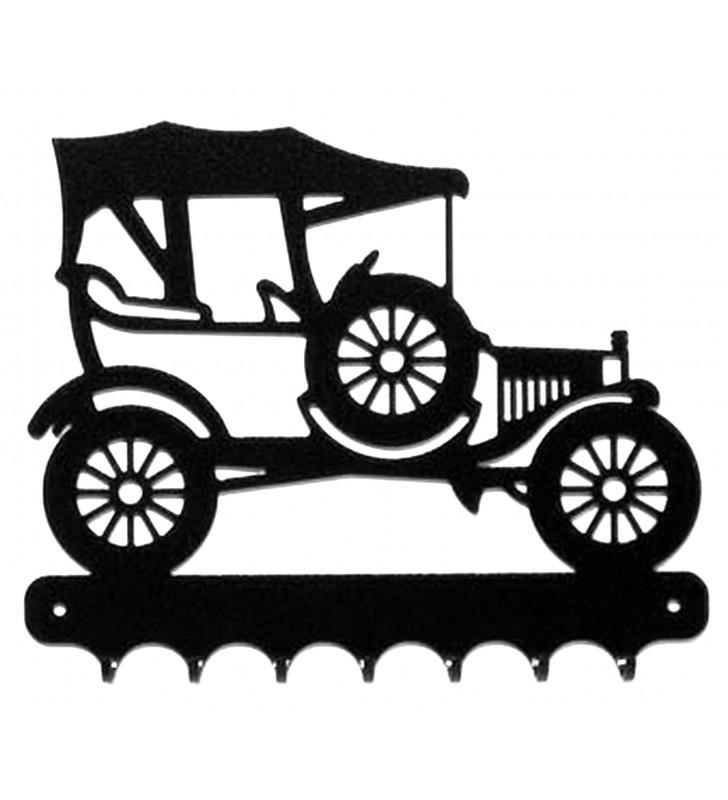 Accroche-clés, décor en métal, Ford T