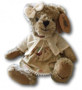 Peluche Louise Mansen, Ourse Ginger