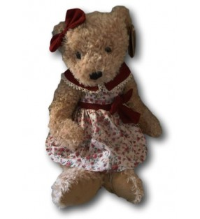 Peluche Louise Mansen, Ourse Edina