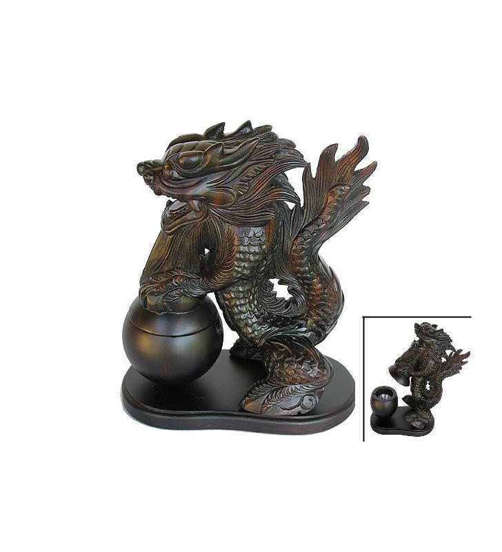Diffuseur d'encens, modèle Dragon