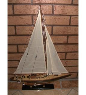 Endeavour, maquette bateau en bois, déco pour collectionneurs