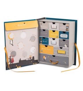 12 tiroirs pour conserver les trésors de l'enfance de votre bébé