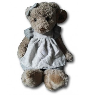 Peluche Louise Mansen, Ourse Chiara, Collection 2020