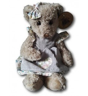 Peluche Louise Mansen, Ourse Mandy, Collection 2020