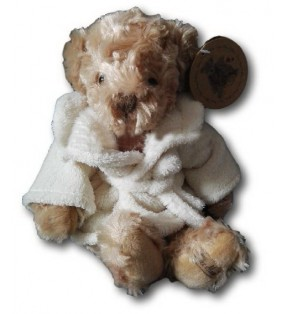 Peluche Louise Mansen, Ours Danovan, Collection 2020
