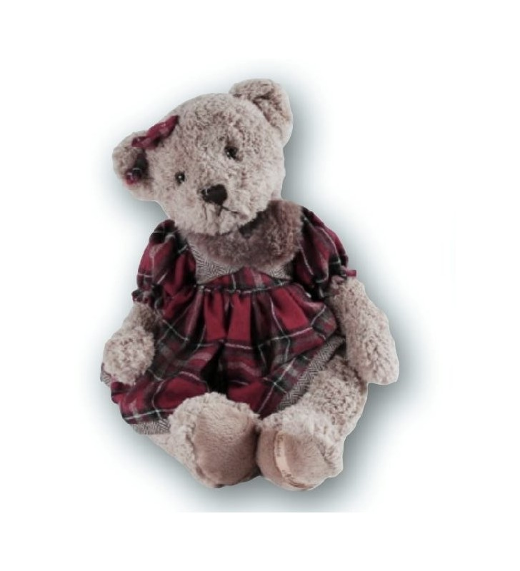 Peluche Louise Mansen, Ourse Candys, Collection 2021