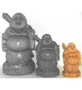Bouddha rieur, voyageur