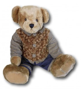 Peluches de collection Ours Louise Mansen chez PASSION DECO