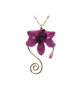 Bijou orchidée pour un cadeau original