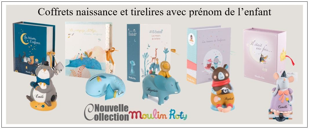 Nouvelle collection 2020 Moulin Roty